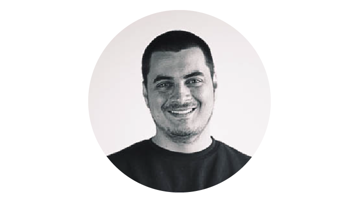Weply team member Vlad Enchev